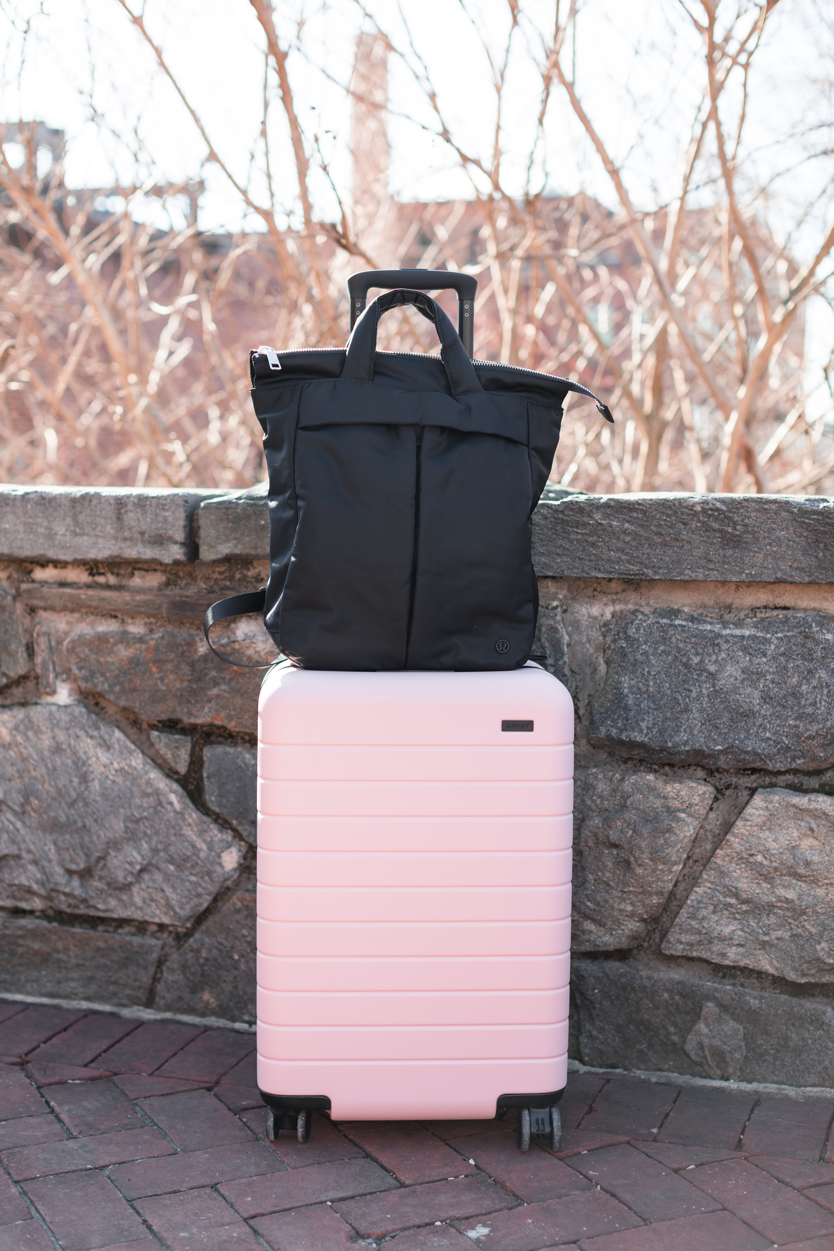 3a064ae90599 The AWAY Bigger Carry-On - Domestic and International Travel